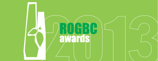 RoGBC Awards 2013